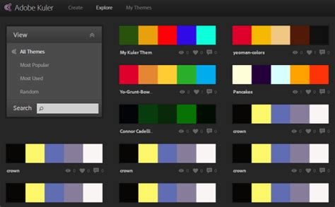 color palette generator from image 10 color scheme generators for designing your apps and