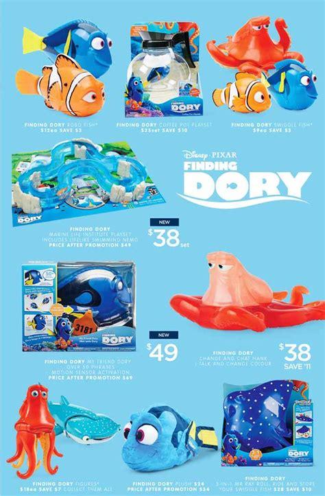 big w 2016 big w sale make a splash with disney pixar s