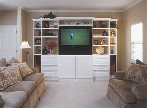 side units living room white wall unit with stepped back side cabinets