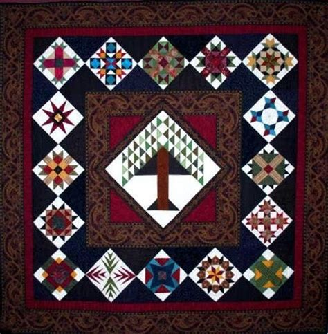 Bible Quilt Blocks by Quilts By Rosemary Biblical Blocks Quilt