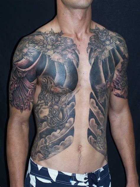 body suit art in motion tattoos