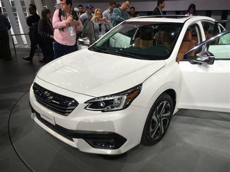 2020 Subaru Legacy Turbo by All New 2020 Subaru Legacy Steps Up