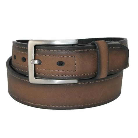 mens reinforced leather industrial strength 1 1 2 inch