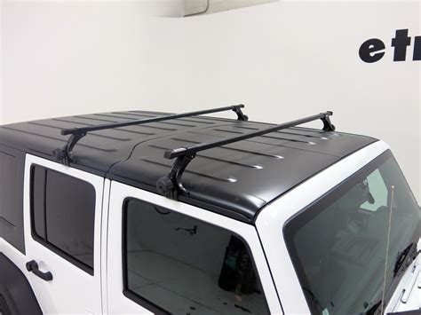 Wrangler Unlimited Roof Rack by Thule Roof Rack For 2016 Jeep Wrangler Unlimited