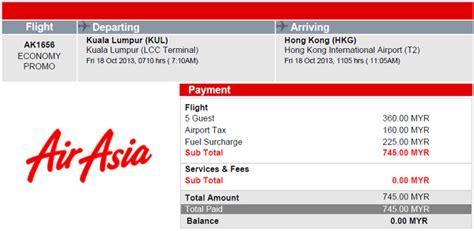 airasia promotion cheap flights  hong kong  macau