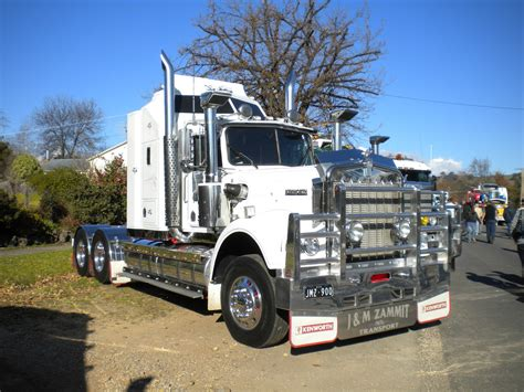 Zammit Kenworth W Model Zammit S Kenworth W900 W