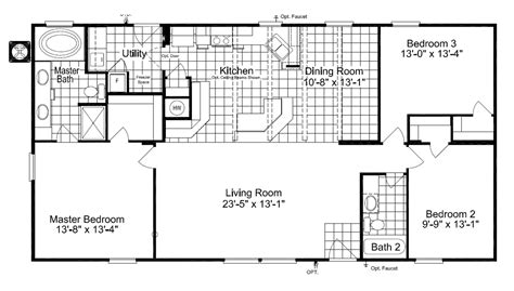 cypress floor plan view the cypress floor plan for a 1600 sq ft palm harbor