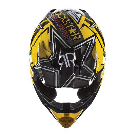 rockstar motocross helmets fly racing kinetic pro rockstar motocross helmet secret