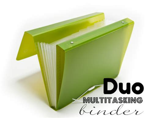 Binder Giveaway - organized blog planner multitasking binder giveaway organizing homelife