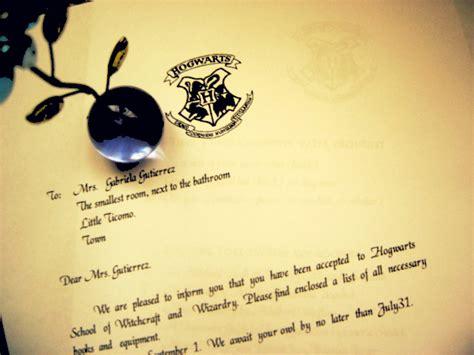 Hogwarts Acceptance Letter Quiz Hogwarts Acceptance Letter Harry Potter Photo 22774927 Fanpop