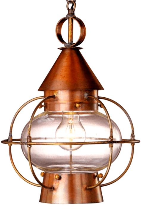 copper lantern pendant light cape cod electric copper lantern hanging pendant light