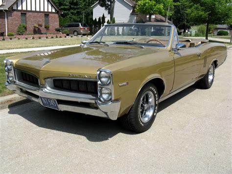 1967 Pontiac Lemans For Sale by 1967 Pontiac Lemans Convertible For Sale Acm Classic