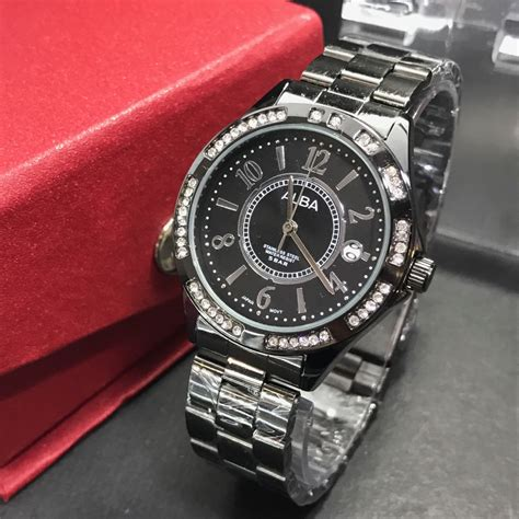 Harga Jam Tangan Merk Alba Original jual jam tangan alba murah berkualitas