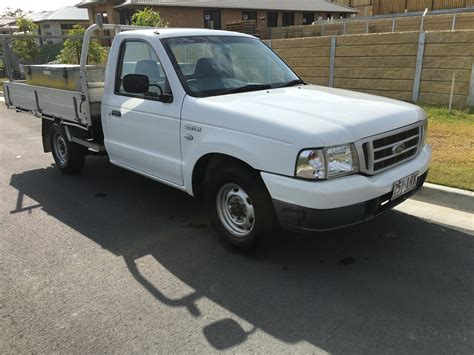 how cars engines work 1986 ford courier electronic toll collection 2005 ford courier gl ph car sales qld brisbane 2782873