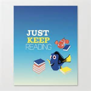 reading dory classroom library finding nemo