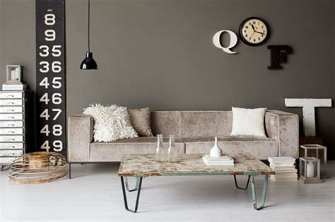 industrial chic living room industrial in neutrals panda s house