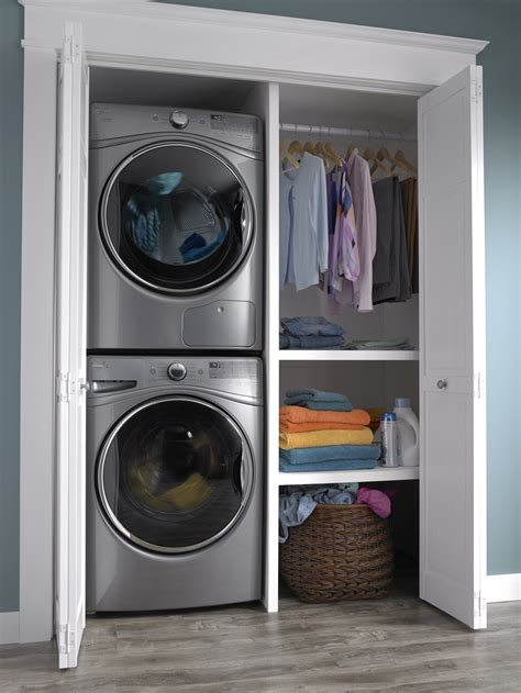 washer and dryer stackable review of the top 5 best stackable washer dryer sets for 2017