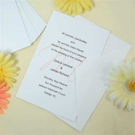 make wedding invites yourself wedding invitations do it yourself