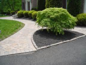 the wonderful design paving stone walkway ideas picture