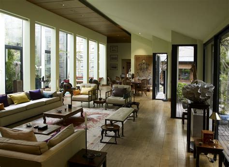 our 11 favorite fashion designers homes kenzo