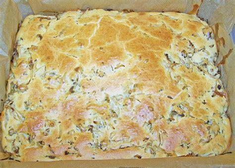 rezept herzhafter kuchen herzhafter kuchen mit wei 223 kohl hackfleisch f 252 llung