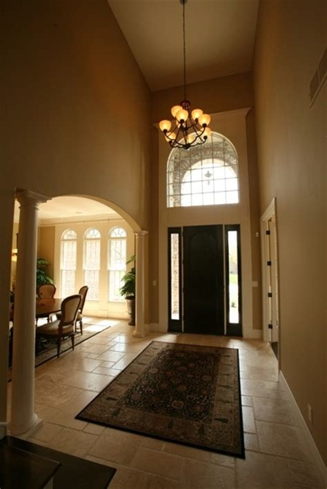 2 Story Foyer Chandelier 2 story foyer with chandelier foyer