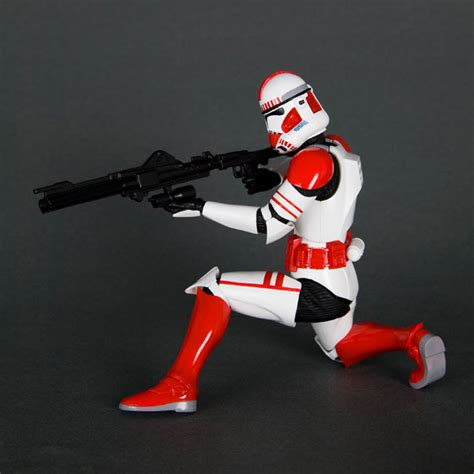 figure xpress afx afx exclusive artfx shock trooper 2 pack at wondercon