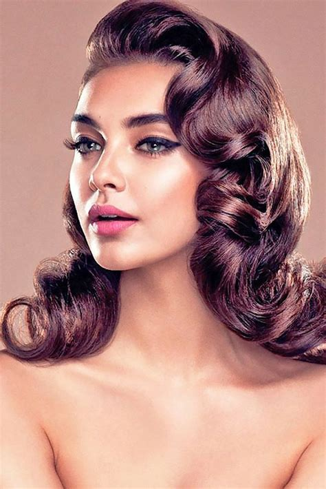 Vintage Wedding Hairstyles For Hair by 1237 Best Images About Hair Styles For That Special Day
