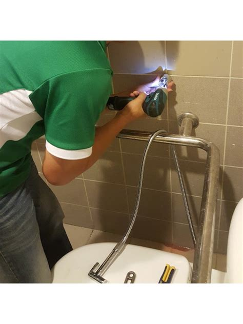 Bidet Spray Installation by Competent Iso Plumber Install Replace Bidet Spray