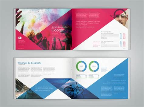 annual report layout design inspiration google annual report spree studio inspiration pinterest
