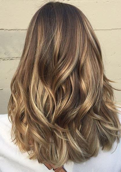 hair styles for light hair hair color ideas light brunette balayage highlights with