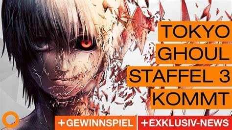 Anime 7 Deadly Sins Season 3 by Seven Deadly Sins Staffel 2 Tokyo Ghoul Season 3 Sao News
