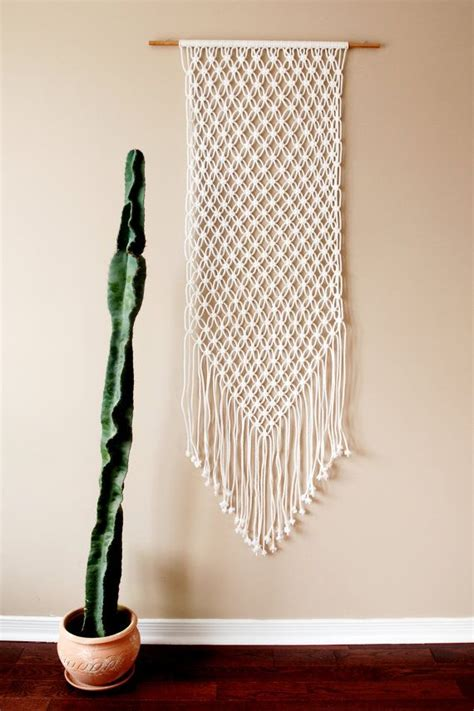best 25 macrame wall hanging patterns ideas on