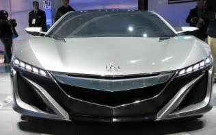 High End Acura Acura Nsx Concept Front End Jpg Photo 6
