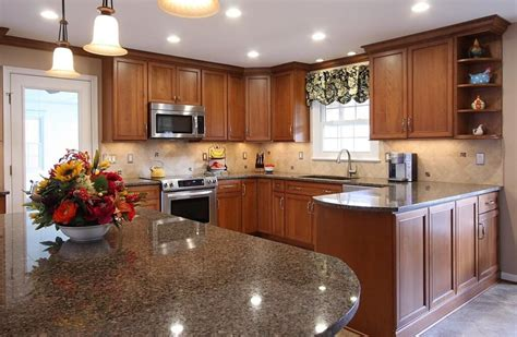 Classic Kitchen And Bath classic burke va kitchen and bathroom remodel nvs