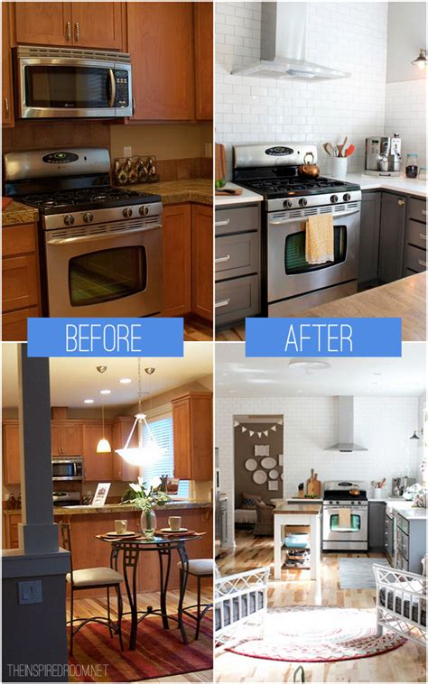 cheap kitchen remodel ideas before and after kitchen remodeling pictures before and after modern kitchens