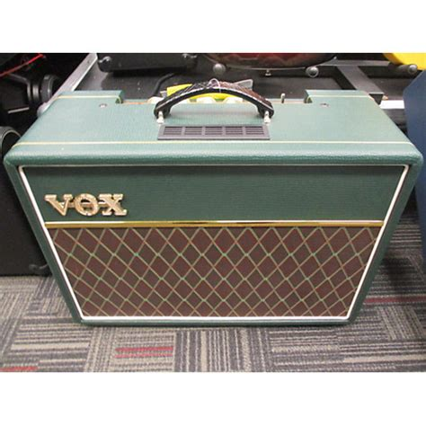 Vox Guitar Lifier Ac10c1 used vox ac10c1 classic limited edition green guitar combo guitar center