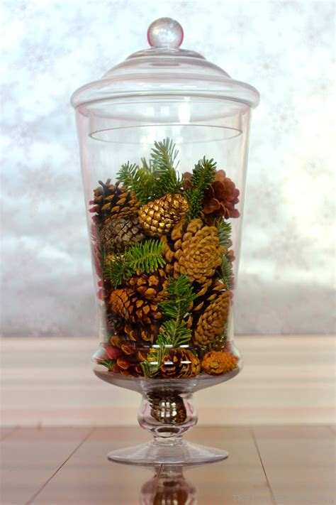 christmas tree fillers 6 vase fillers the inspired home