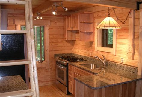 Kitchen Cabinet Designs For Small Kitchens Small Cabin Kits Vacationer Log Cabin Conestoga Log Cabins
