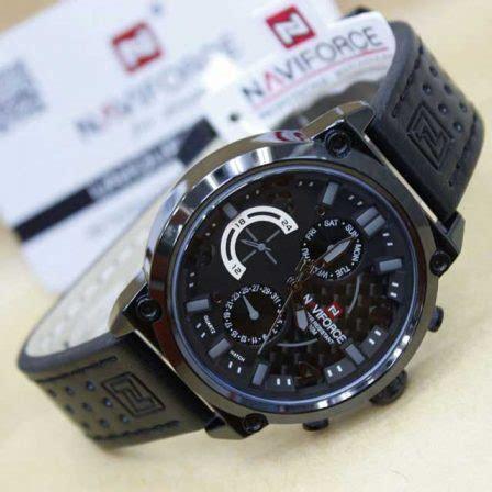 Jam Tangan Pria Naviforce Nf 9097m Original Leather No 1 Pln01 jam tangan naviforce nf 9068 original 3 pilihan