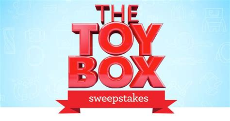 Tv Sweepstakes 2017 - abc s the toy box sweepstakes 2017 dates prizes more