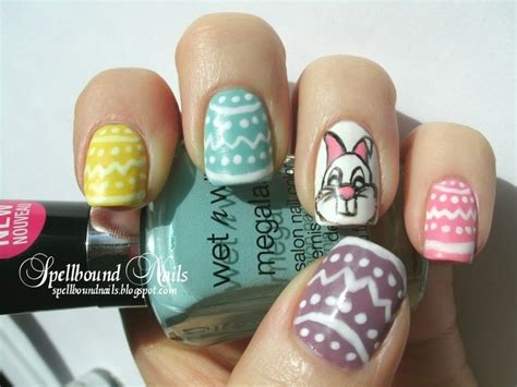 Nailart Ostern by 78 Images About Easter Nail On Nail