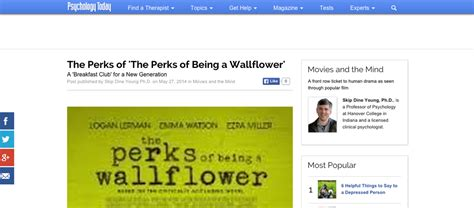 The Perks Of Being A Wallflower Essay by The Perks Of Being A Wallflower Ib Extended Essay