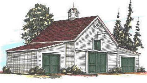 car barn plans maple three bay car barn plans
