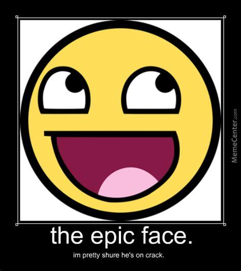 epic face by xxwereghostxx meme center