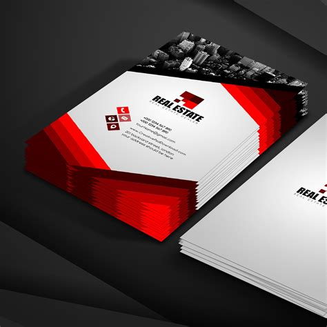 free real estate business card templates for word free real estate business card template photoshop real