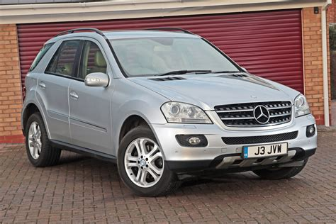 used mercedes used mercedes m class review pictures auto express