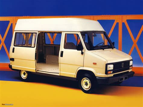 images of peugeot j5 1300 high roof 1981 90 1280x960