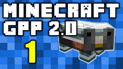 Bb Ql minecraft guinea pig power 2 0 gpp s2 ep 1