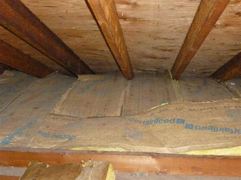 best insulation for attic how to repairs best attic insulation with the pappers
